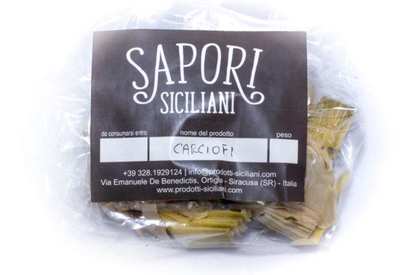 Carciofi conditi / Sapori siciliani