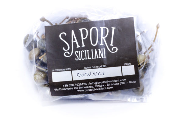 Cucunci di Pantelleria / Sapori siciliani