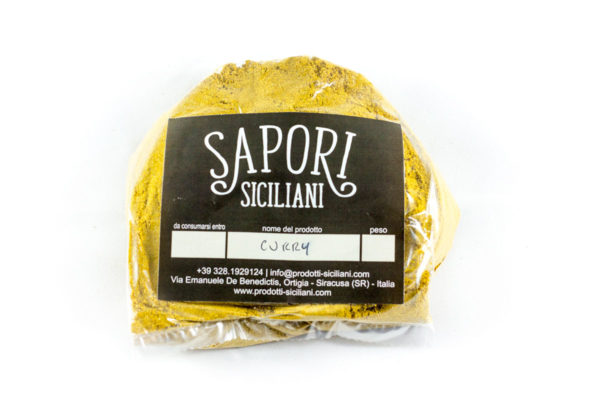 Curry / Sapori siciliani