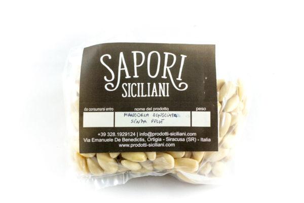 Mandorla di avola pelata / Sapori siciliani