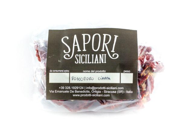 Pomodoro essiccato ciappa / Sapori siciliani